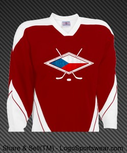 Design Your Own Ice Hockey Jersey Uk